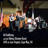 Check out the latest album recorded LIVE at Jazz Vespers in Cape May