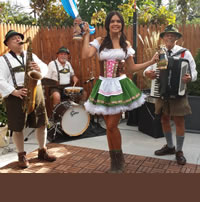 Catch the OKB on The Kitchen on Sept 27th & 28th to celebrate Oktoberfest Food!